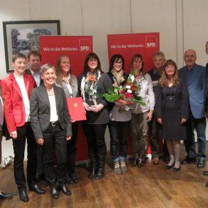 SPD Wetterau Ehrenamtspreis