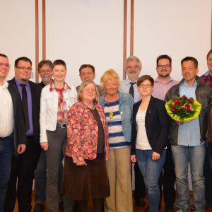 Vorstand der SPD Friedberg