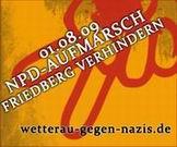 Bündnis gegen Rechts 08-2009