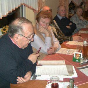 Stammtisch Dorheim 14.03.08
