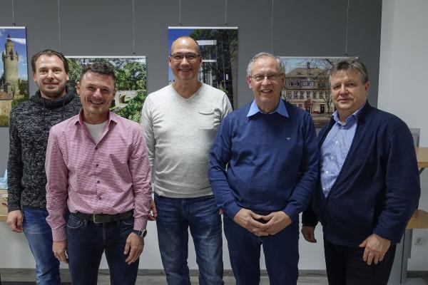 Neuer Vorsitzender, Veränderungen im Vorstand › SPD Friedberg